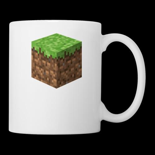 minecraft - Mug blanc