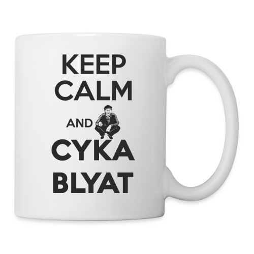Keep Calm and Suka Blyat - Taza