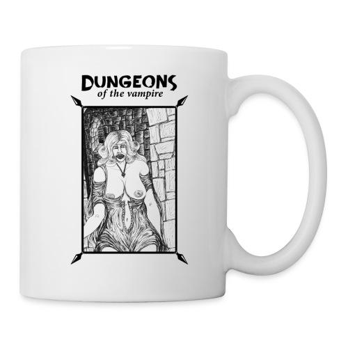 catacombs vampire black version - Mug