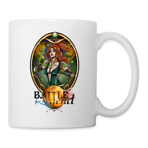 Battle for Legend : Mythrilisatrice - Mug blanc