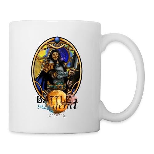 Battle for Legend : Guerrier Impérial - Mug blanc