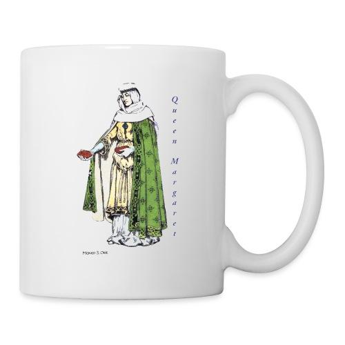 queen margaret - Mug
