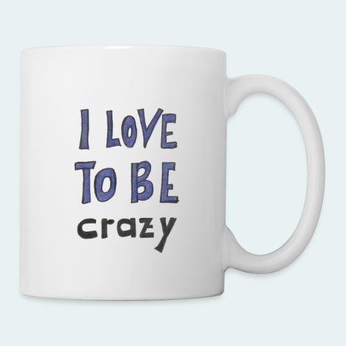 Crazy - Tasse