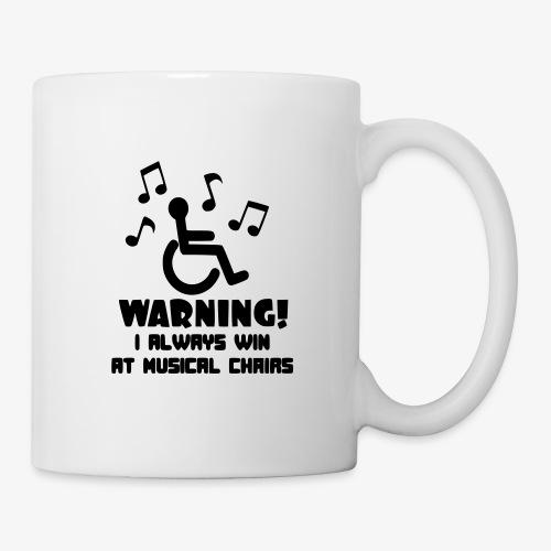 > Stoelen dans voor rolstoel gebruikers - Mok