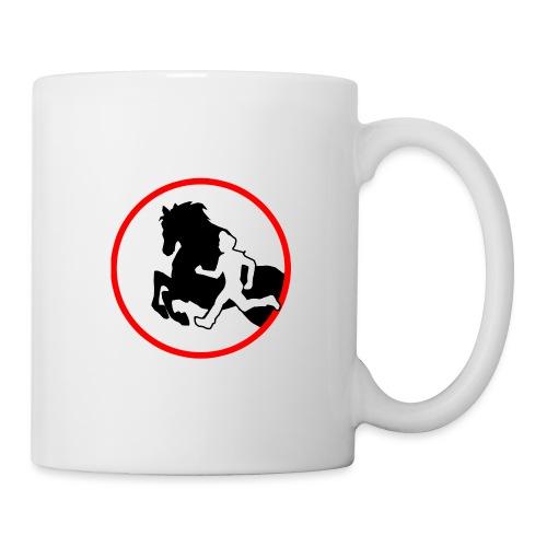 Horse Agility Logo - Tasse