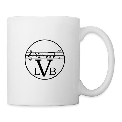 Beethoven Logo 02 - Tasse