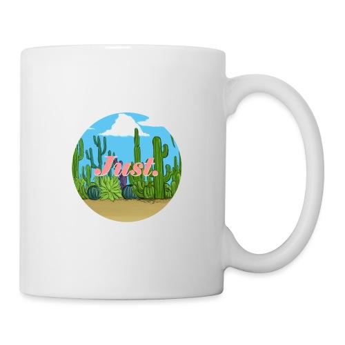 Just. Cactus - Mug blanc