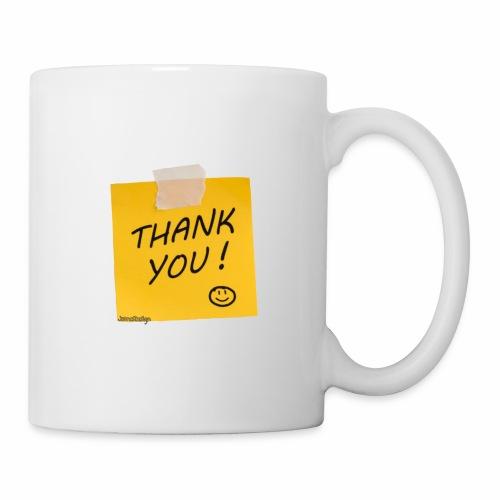 Thank you - Tasse