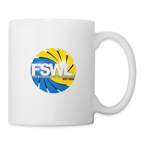From Sweden With Love (FSWL) - Mugg