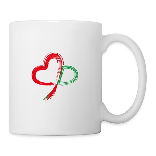 Fürther Kleeblatt - Tasse