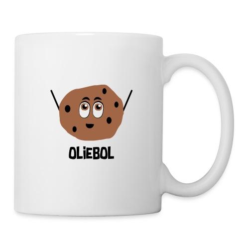 Oliebol - Mok