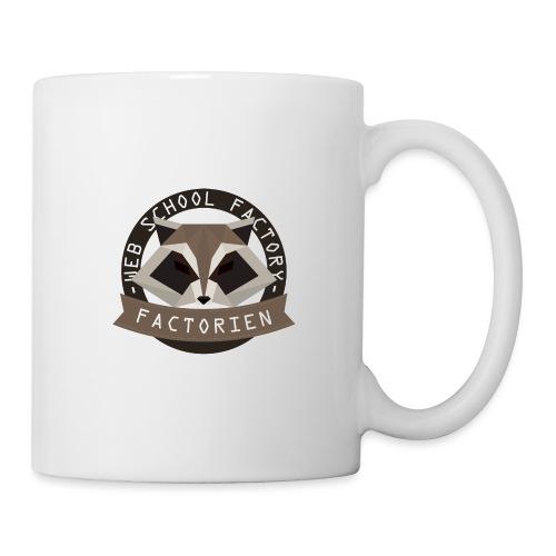 Factorien - Mug blanc