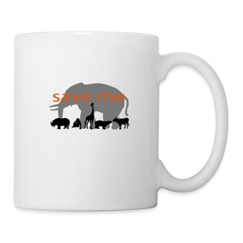 Animaux - Mug blanc