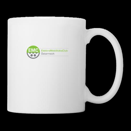 ElektroMobilitätsClub Logo - Tasse
