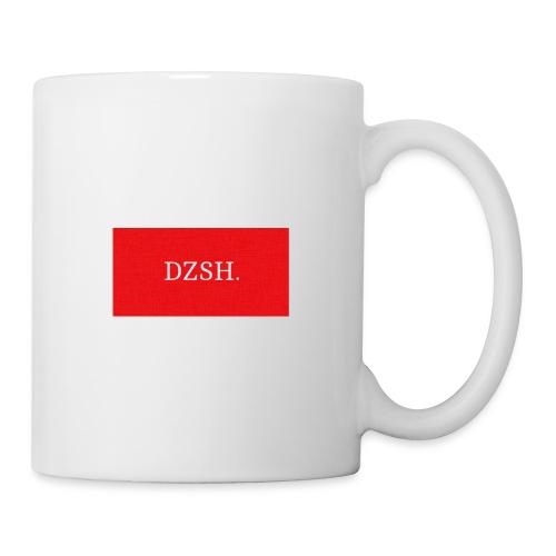 LOGO DZSH - Tasse