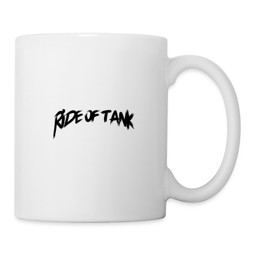 Team Ride of Tank - Mug blanc
