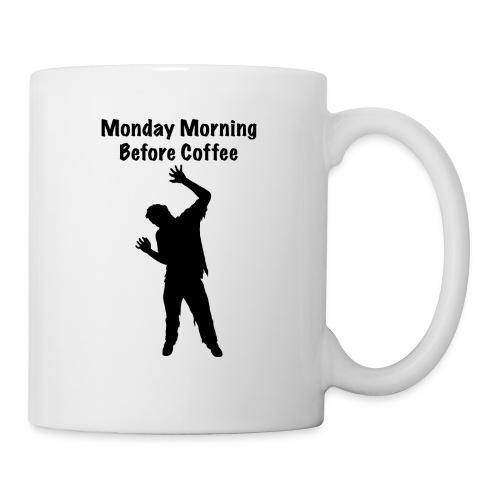 Coffee Zombie - Tasse