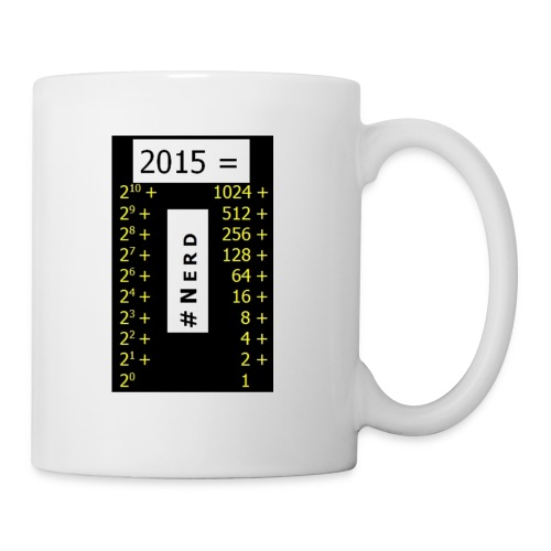 2015 Nerd3 jpg - Tasse