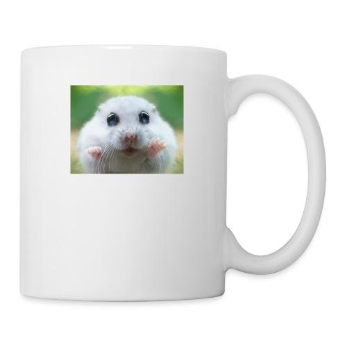 hamster - Mug blanc