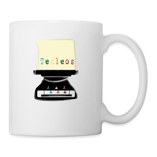 tecleos - Taza