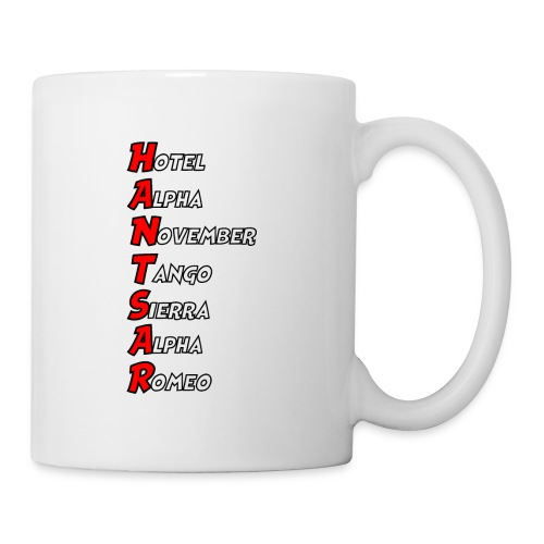 HANTSAR - Phonetic - Mug