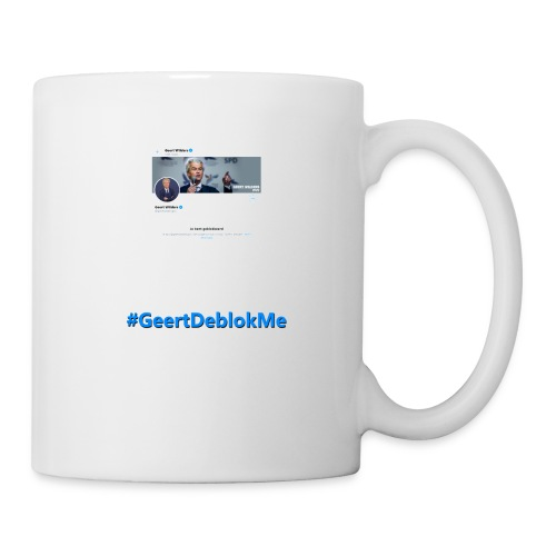 #GeertDeblokMe - Mok