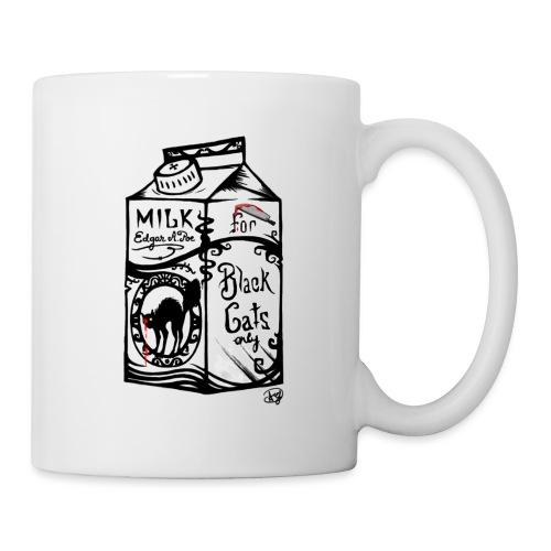 Il Latte di Edgar Allan Poe! - Tazza