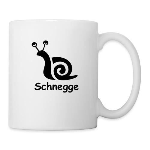 schnegge - Tasse