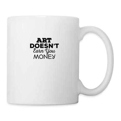 Art Doesnt Earn You Money - Mok