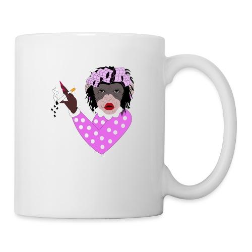 WANNA KISS FEMALE MONKEY - Mug