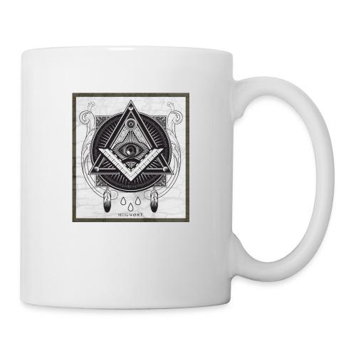 Illuminati - Mug blanc