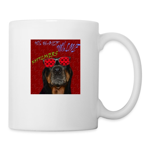 Rottlovers gafas - Taza