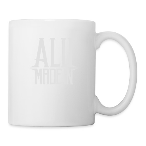 logo_alumadein_vecto_blan - Mug blanc