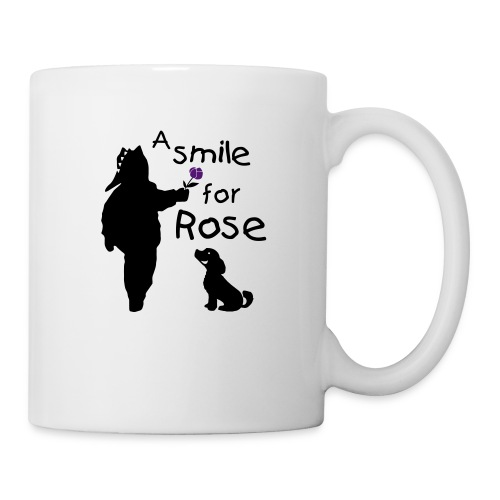 A Smile for Rose - Tazza