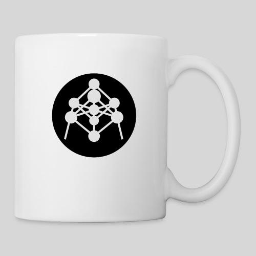 Atomium - Mug blanc