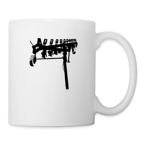 trailed plow - Mug