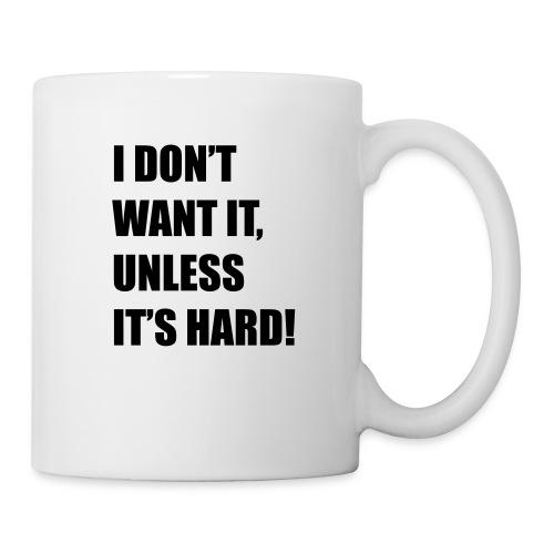 I DONT WANT IT UNLESS ITS HARD! - Mok