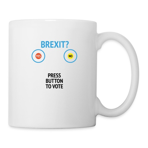 Brexit: Press Button To Vote - Kop/krus