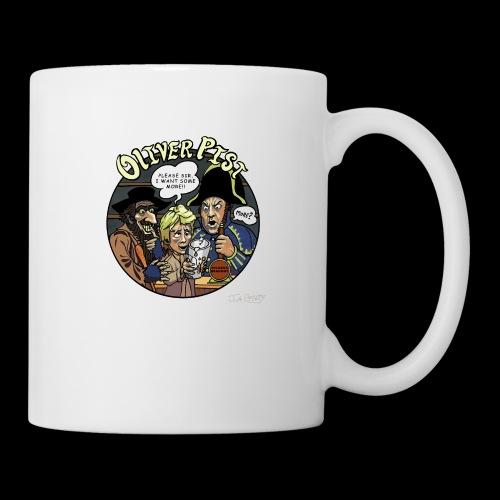 Oliver Pist - Mug