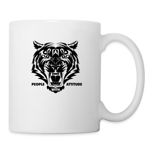 tijger-zwart - Mok