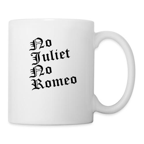 No_Juliet_No_Romeo T-shirt - Tazza
