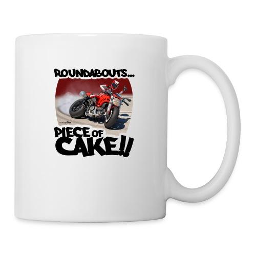 Ducati Monster Skidding - Taza