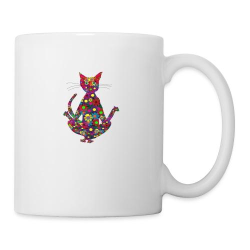 Woodstock Yoga Cat - Tasse