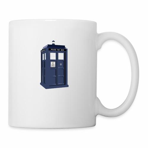 Tardis - Mug