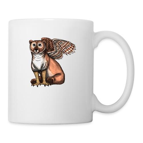 Bear Owl - The Cuter Cousin - Mug