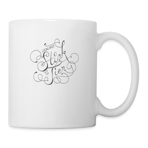 Lieblings STINKTIER - Tasse