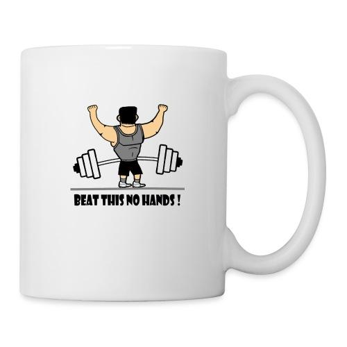 BEAT THIS NO HANDS ! - Mug