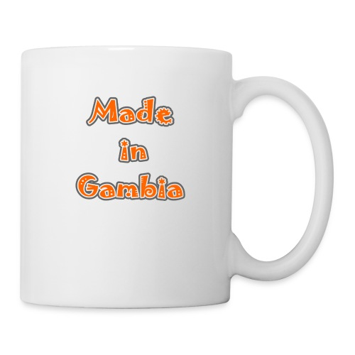 Made in Gambia - Mug