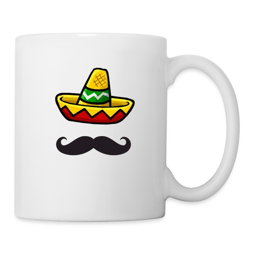 Fantôme mexicain - Mug blanc