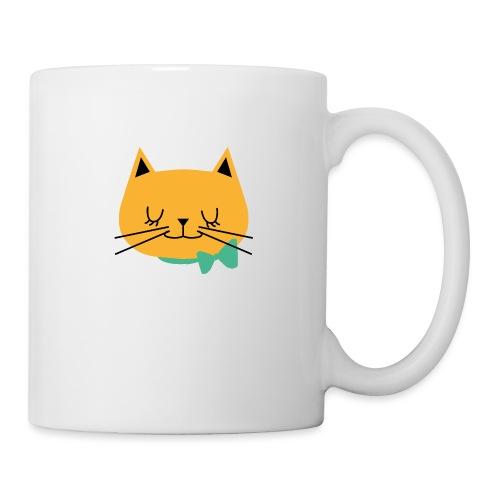 cat - Mug blanc